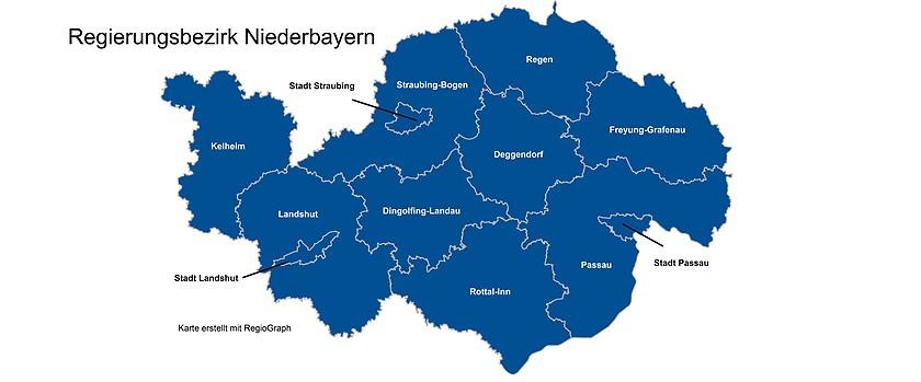 Niederbayern Gewerbeflachen Gewerbeimmobilien Firmen Und